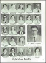 1987 Springtown High School Yearbook Page 176 & 177