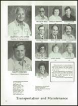 1987 Springtown High School Yearbook Page 180 & 181