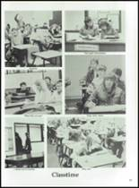 1987 Springtown High School Yearbook Page 184 & 185