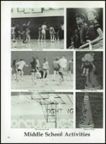 1987 Springtown High School Yearbook Page 186 & 187