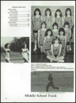 1987 Springtown High School Yearbook Page 192 & 193
