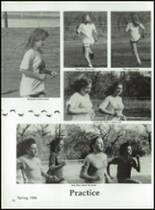 1987 Springtown High School Yearbook Page 194 & 195
