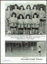 1987 Springtown High School Yearbook Page 196 & 197