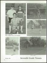 1987 Springtown High School Yearbook Page 198 & 199