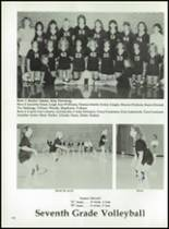 1987 Springtown High School Yearbook Page 200 & 201