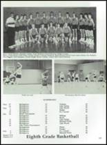 1987 Springtown High School Yearbook Page 212 & 213