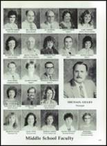 1987 Springtown High School Yearbook Page 216 & 217