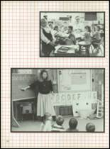 1987 Springtown High School Yearbook Page 240 & 241