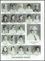 1987 Springtown High School Yearbook Page 242 & 243