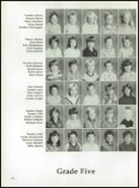 1987 Springtown High School Yearbook Page 246 & 247