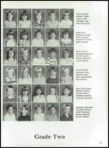 1987 Springtown High School Yearbook Page 270 & 271