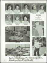 1987 Springtown High School Yearbook Page 274 & 275