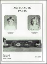 1987 Springtown High School Yearbook Page 298 & 299