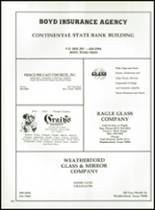 1987 Springtown High School Yearbook Page 306 & 307