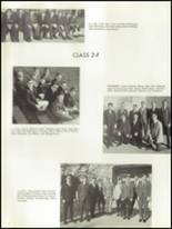 1966 University of Detroit High School Yearbook Page 22 & 23