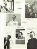 1966 University of Detroit High School Yearbook Page 42 & 43