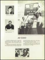 1966 University of Detroit High School Yearbook Page 52 & 53