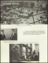 1966 University of Detroit High School Yearbook Page 54 & 55