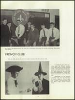 1966 University of Detroit High School Yearbook Page 58 & 59
