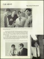 1966 University of Detroit High School Yearbook Page 60 & 61