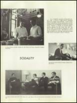 1966 University of Detroit High School Yearbook Page 62 & 63