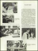 1966 University of Detroit High School Yearbook Page 70 & 71