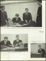 1966 University of Detroit High School Yearbook Page 72 & 73