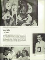 1966 University of Detroit High School Yearbook Page 74 & 75
