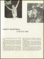 1966 University of Detroit High School Yearbook Page 92 & 93