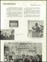 1966 University of Detroit High School Yearbook Page 122 & 123