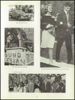 1966 University of Detroit High School Yearbook Page 124 & 125