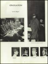 1966 University of Detroit High School Yearbook Page 134 & 135