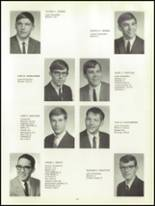 1966 University of Detroit High School Yearbook Page 140 & 141
