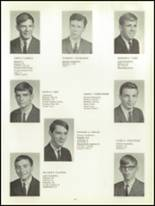 1966 University of Detroit High School Yearbook Page 142 & 143