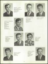 1966 University of Detroit High School Yearbook Page 144 & 145