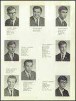 1966 University of Detroit High School Yearbook Page 152 & 153