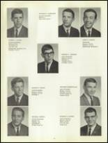 1966 University of Detroit High School Yearbook Page 154 & 155