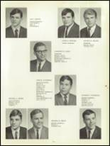 1966 University of Detroit High School Yearbook Page 156 & 157