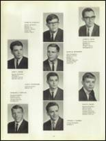 1966 University of Detroit High School Yearbook Page 158 & 159