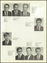 1966 University of Detroit High School Yearbook Page 164 & 165