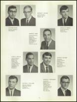1966 University of Detroit High School Yearbook Page 166 & 167
