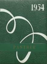 1954 Yearbook Timber Lake High School
