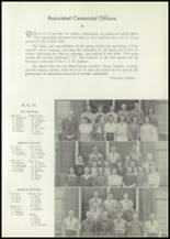 1943 Centennial High School Yearbook Page 14 & 15