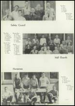 1943 Centennial High School Yearbook Page 16 & 17