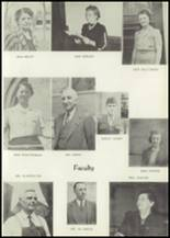 1943 Centennial High School Yearbook Page 22 & 23