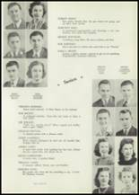 1943 Centennial High School Yearbook Page 28 & 29