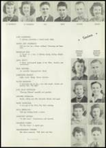 1943 Centennial High School Yearbook Page 30 & 31