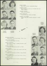 1943 Centennial High School Yearbook Page 32 & 33