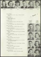 1943 Centennial High School Yearbook Page 34 & 35
