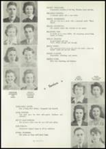 1943 Centennial High School Yearbook Page 36 & 37